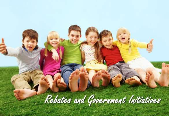 rebate-government-initiatives