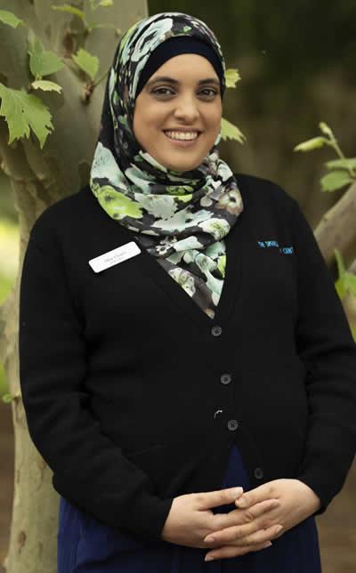 hiba-Sydney-speech-pathologist